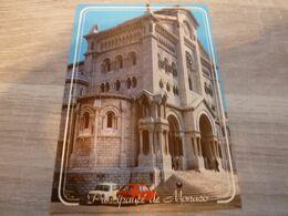 PRINCIPAUTE DE MONACO - LA CATHEDRALE - - Kathedrale Notre-Dame-Immaculée