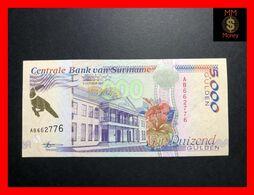 SURINAME 5.000 5000 Gulden 5.10.1997 P. 143 A   UNC - Surinam