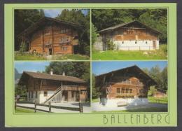 109354/ HOFSTETTEN BEI BRIENZ, Ballenberg, Freilichtmuseum Für Ländiche Bau, Musée En Plein Air De L'habitat Rural - BE Berne