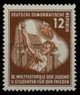 DDR 1951 Nr 289 Postfrisch X75100A - Nuevos
