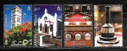 "Bermuda        ""Parliament""        Set     New Issue  (august 2020)   MNH - Bermudas"
