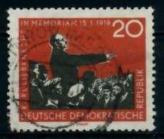 DDR 1959 Nr 675 Gestempelt X8B8F1A - [6] República Democrática