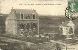 CARNAC  PLAGE L'agence De Ventes Et Location Ty Yvonic.     -- Laurent 1233 - Carnac