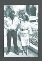 ARTISTE - CHANTEUR - JOHNNY HALLYDAY ET NATHALIE BAYE DE 1982 À 1986 - Musique Et Musiciens