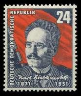 DDR 1951 Nr 294 Postfrisch X89624E - Nuevos