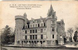 LES TROIS MOUTIERS  Château De La Mothe Chandeniers - Les Trois Moutiers