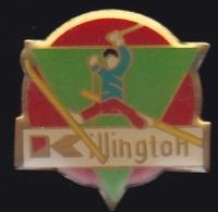 66575- Pin's- Station De Ski Killington Resort,Comté De Rutland Dans Le Vermont - Sport Invernali