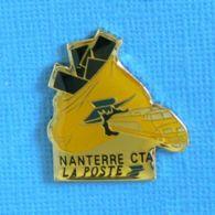 1 PIN'S // ** NANTERRE CTA / LA POSTE ** - Post