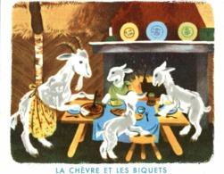 Chormo La Chèvre Et Les Biquets - Premières Lectures Albums Du Père Castor - Other
