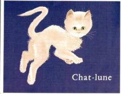 Chromo Chat-Lune - Albums Du Père Castor - Other