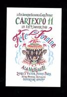 Cartexpo 11 1988 Decaris SPCPC - Illustrateurs & Photographes