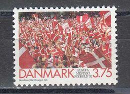 Denmark 1992 - Football-EM: The Victory Of The Danish National Team, Mi-Nr. 1035, MNH** - Ungebraucht