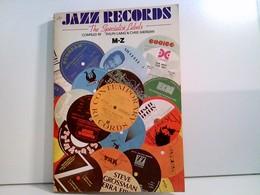 Jazz Records - The Specialist Labels. Ausgabe M-Z - Musik