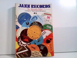Jazz Records - The Specialist Labels. Ausgabe A-L - Musik