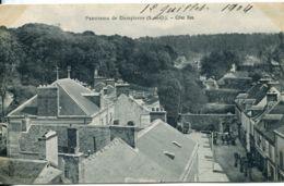 N°3602 R -cpa Panorama De Dampierre -côte Est- - Dampierre En Yvelines