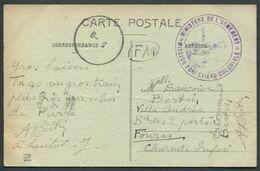 Les Pyrénées - Vallée D'Aure - Arreau - La Gare - Voir Cachet Ministère De L'Armement Mission Forestière Coloniale - 1877-1920: Periodo Semi Moderno