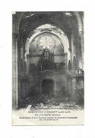 Cpa CAMPAGNE D'ORIENT SALONIQUE  Interieur D'une église Aprés Le Terrible Incendie Du 18 Aout 1917 - Grèce