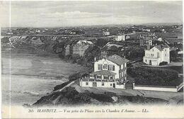 BIARRITZ : VUE PRISE DU PHARE - Biarritz