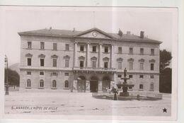CPA-74-Haute Savoie- ANNECY- L'Hôtel De Ville- - Annecy