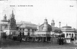 030 493 - CPA - Belgique - Oostende - Ostende - Le Kursaal Vu De Coté - Oostende