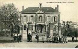 CPA 10 Aube TORVILLERS Ecole Communale Martinet Troyes - Sonstige Gemeinden