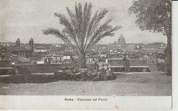 ITALIE LAZIO ROMA ROME PANORAMA DAL PINCIO - Panoramic Views