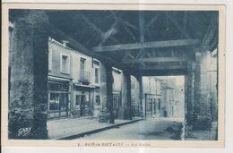 CPA-35-Ille Et Vilaine- BAIN-de-BRETAGNE- Les Halles- - Andere Gemeenten