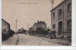 BAVAY : La Rue De La Gare - Très Bon état - Bavay