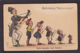 CPA Scheuermann Willi Humour Non Circulé éditeur WSSB 358 Musique Teckel - Scheuermann, Willi