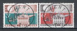 BELGIE: COB 1191/1192 Mooi Gestempeld. - België