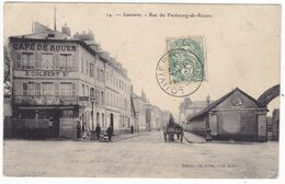 Louviers , Rue Du Faubourg De Rouen - Louviers