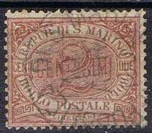 DO 15810 SAN MARINO GESTEMPELD YVERT NR 26 ZIE SCAN - Saint-Marin
