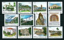 Grecia Nº 1800B/11B Nuevo Cat.20€ - Unused Stamps