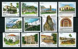 Grecia Nº 1800A/11A Nuevo Cat.17€ - Unused Stamps