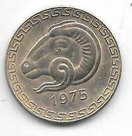*algeria 20 Centimes 1975  Km 107.2 Unc/ Ms63 - Algeria