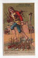 - CHROMO CHOCOLAT POULAIN - Gulliver S'empare De Toute La Flotte Du Roi De Bléfuscu... - Poulain