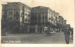 Turquie Turkey - Izmir - Izmir Palas Oteli - Real Photo Postcard - Carte Photo - Türkei