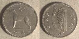 Ireland - 6 Pence 1963 (ir019) - Ierland