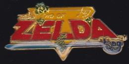 66620- Pin's-The Legend Of Zelda De Nintendo France.jeux. - Giochi