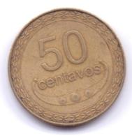 TIMOR LESTE 2006: 50 Centavos, KM 5 - Timor