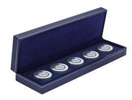 SAFE 7918 Münzetui Für Münzen-Set - Materiale