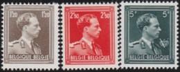 Belgie  .   OBP    .   1005/1007        .      *      .     Ongebruikt Met Gom   .   /   .   Neuf Avec Gomme - Unused Stamps