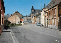 Eppe Sauvage Canton Trélon Douane Frontière Sivry Rance Voiture Renault 4L - Sonstige Gemeinden