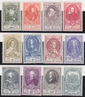 Belgie  .   OBP    .   880/891       .      *      .     Ongebruikt Met Gom   .   /   .   Neuf Avec Gomme - Unused Stamps