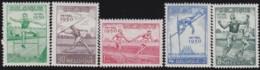 Belgie  .   OBP    .   827/831     .      *      .     Ongebruikt Met Gom   .   /   .   Neuf Avec Gomme - Unused Stamps