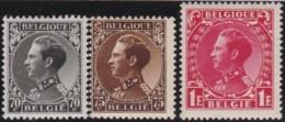 Belgie     .   OBP    .     401/403     .      *      .     Ongebruikt Met Gom   .   /   .   Neuf Avec Gomme - Unused Stamps