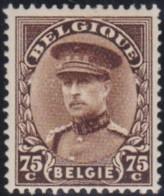 Belgie     .   OBP    .     341    .      *      .     Ongebruikt Met Gom   .   /   .   Neuf Avec Gomme - Unused Stamps