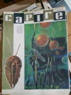 OLD ITALIAN MAGAZINE CAPIRE - 1966 COVER WITH TRILOBITES AND WATER PREHISTORIC LIFE - Books, Magazines, Comics