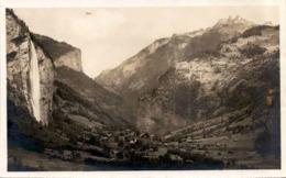 Lauterbrunnen Gegen Schynige Platte (2741) - BE Berne