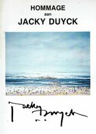 Hommage Aan Jacky Duyck - Livres, BD, Revues